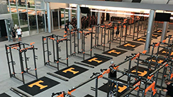 University of Tennessee Knoxville project by CSSI Design Center in Goodlettsville, Tennessee