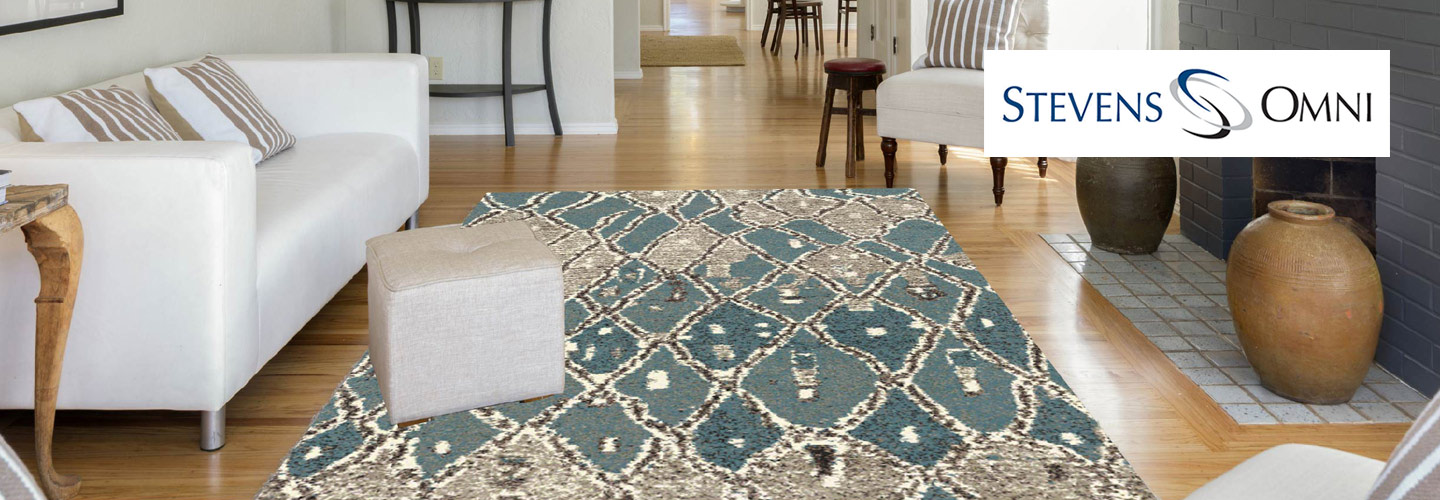 Stevens Omni Area Rug Collection