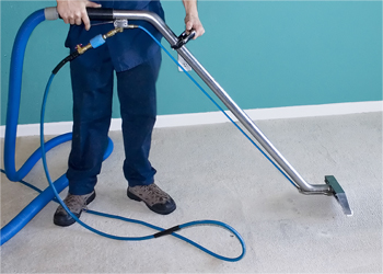 Carpet cleaning by CSSI Design Center.